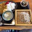 暑い時は蕎麦やノォ(⁎⁍̴̆Ɛ⁍̴̆⁎)