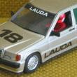 1/43 Mercdes Benz 190E 2.3-16V Lauda ②