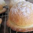 アーモンド風味ぼうしパン