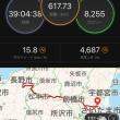 2018年ブルベ開幕戦『BRM512千葉600(青沼静馬)』 Finish