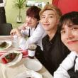 BTS 本日のツイート(2019.1.22)