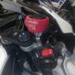 GSX-R750にドライブレコーダー