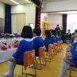 南波多保育園の卒園式がありました。