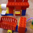 自閉症スペクトルの子のための療育としてのブロック遊び