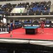初めてのTリーグ観戦!(本間)
