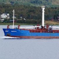 ロシア貨物船が機能不全に  バレンツ海
