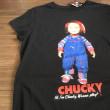 ユニクロバックトゥーザ80'sグラフィックT~「チャッキーTシャツ」!!