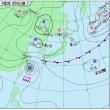 台風18号9月14日18時情報 #2017台風18号18時#風速70m