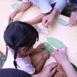 篠窪(しのくぼ)の隣町にて 敬老の日に手作りのお祝いを貰う