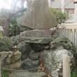 明治期の垂水海神社と海神社宮司の上月豊蔭の顕彰碑