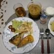 昨日の仙台と今日の朝食