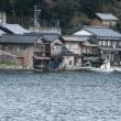 伊根の舟屋2・・・【いな】