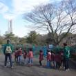 814 横浜(神奈川県)野毛山に孫と戯れ友見舞う