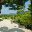福岡発〜バイクで宗谷岬へ・・・3日目 足立美術館