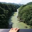 日光への旅・・・鬼怒楯岩大吊橋