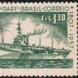 退役したブラジル空母「ミーナジエライス」