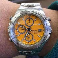 今日の腕時計 11/26 SEIKO 7T32-6J00 MACCHINA SPORTIVA その2