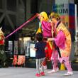 東京味わいフェスタ2018・東京国際フォラム・獅子舞体験教室・氣天流江澤廣