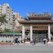 のんびり・台湾 台北市 癒しのお寺・龍山寺