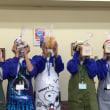横浜市立中学校の生徒さんが職業体験で横浜かもめパン本店にいらっしゃいました!