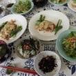 「クルミのサラダ・黒ずドレッシング」・・・飯村直美料理教室