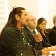 沖縄ジュゴン訴訟団との意見交換会(うりずんの会主催の政府交渉)