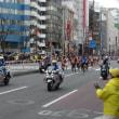 東京マラソンを見てきました