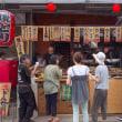 2017.08.05 中野区 鍋屋横丁: 夏祭りモードの居酒屋
