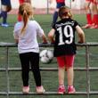初サッカー