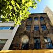 2018・6・20 東京の素敵な建造物 中央区・玉置文治郎ビル 玉置薬局のベルツ水(^^♪