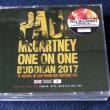 PAUL McCARTNEY/ONE ON ONE BUDOKAN 2017 - ORIGINAL IN EAR MONITOR STEREO RECORDING(3CD)