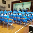 第63回ノートルダム女学院高等学校卒業式