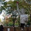 #335 -'17.     上野の杜(山)の芸術の秋