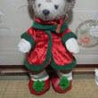パーフェクトクリスマス/クラリスさんのお洋服ができました