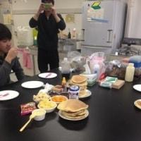 ホットケーキ祭りを開催