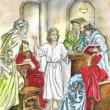 今日は18度で明日は9度・・・『三寒四温』 そして 『聖ヨセフ 祭日』