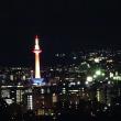 京都散策・・・京都タワー~夜景・・・