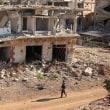 アメリカやイスラエル等々は、シリア アサド政権を倒して、傀儡政権の樹立を目論んでいる! シリア北部ラッカ 米主導の有志連合の空爆で約80人死亡!