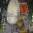 野菜がやって来た