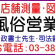 03-3850-8404:風俗営業許可図面作成、風俗営業許可店舗測量、風俗営業許可図面サンプル