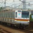2017年8月17日  東急東横線 多摩川 東京メトロ 7127F