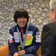 知的障害者スキー   中沢恵さんが世界選手権へ