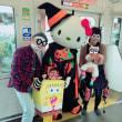 多摩モノレール ハロウィンパーティー列車