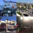 El Paso→Tempe→L.A.ときました