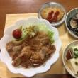 4.20 生姜焼き