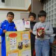 【2015関東】表彰-ベスト・プレゼンテーション賞(サッカー・独自リーグ)