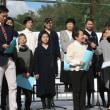 日本全体が早くこのような日朝韓友好の世の中になればよい、それが歴史の流れだ!