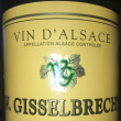 Alsace Sylvaner Willy Gisselbrecht 2012