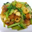 簡単☆竹輪と小松菜の炒め煮