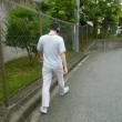 久しぶりの散歩